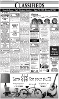 Classified Ads - The Jefferson Star