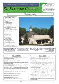 ST. ELEANOR CHURCH - John Patrick Publishing Company