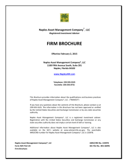 Firm Brochure by clicking here.