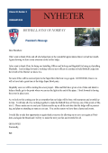 Newsletter - Bothell Sons of Norway