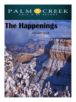 The Happenings - Palm Creek Golf and RV Resort