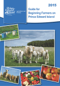 Guide for Beginning Farmers on Prince Edward Island