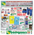 Bomgaars Mid-Winter Bargains Flyer Prices Good January 27, 2015