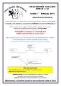 Feb 1st DRAW LINK - Young Dressage Association Inc.