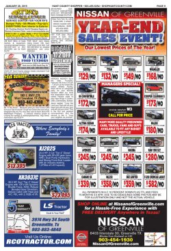 9-12 - Hunt County Shopper