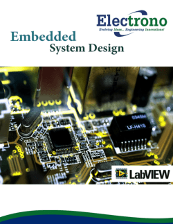 Embedded System Design Workshop