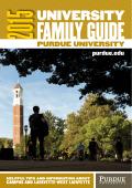 Purdue University 2015 Parent Guide
