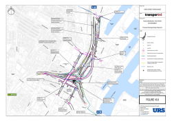 York Street Interchange Environmental Statement (Proposed