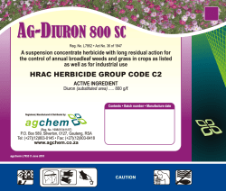 Ag-Diuron 800 SC Labels (Rev100722)