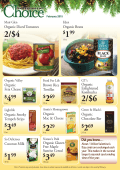 Monthly Specials For February, 2015