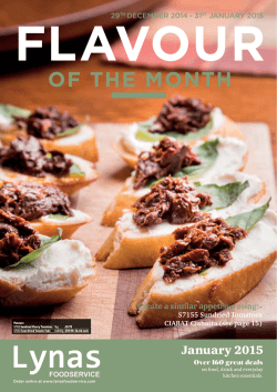 Sterling Catalogue - Lynas Foodservice