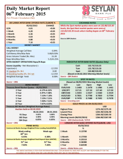 DAILY MARKET REPORT 01012013