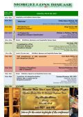 2015 Conference Agenda - Charles E. Holman Foundation