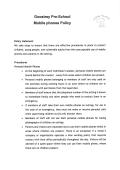 View/download document (84KB) - Goostrey Pre