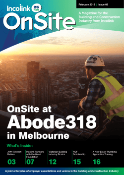 OnSite at in Melbourne