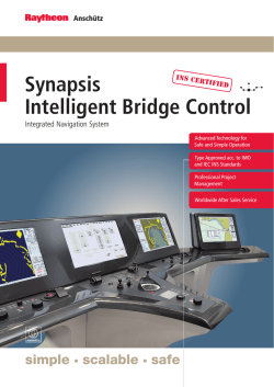 Synapsis Intelligent Bridge Control