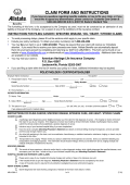 Allstate Cancer Claim Form