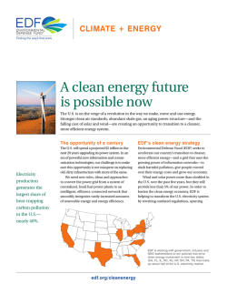A clean energy future is possible now