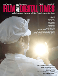 Free Download - Film and Digital Times