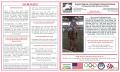 February, 2015 Newsletter