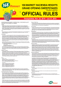 sweepstakes OFFICIAL RULES 8.5x11