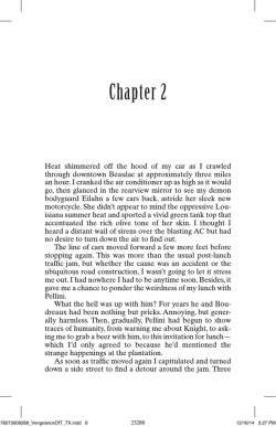 Chapter 2 - Diana Rowland