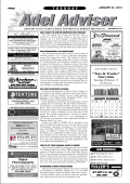 January 27, 2015 - Adel Adviser • Horizon Printing Co. • Adel, Iowa