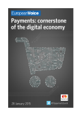 Payments: cornerstone of the digital economy