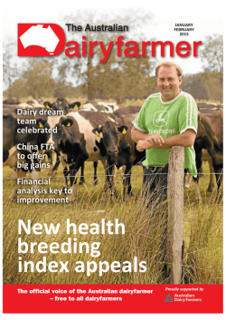 January - February 2015 - Australian Dairy Farmers