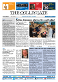 current issue - The Collegiate Live