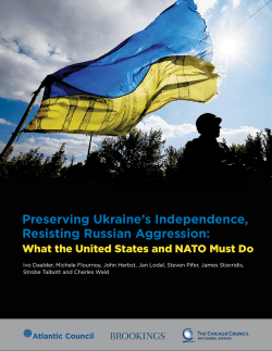report - Brookings Institution