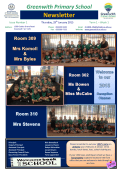 Latest Newsletter - Greenwith Primary School