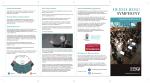 Brochure 2015 - Heidelberg Symphony Orchestra