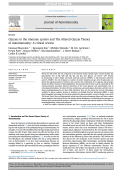 Glycans in the immune system and The Altered Glycan Theory of