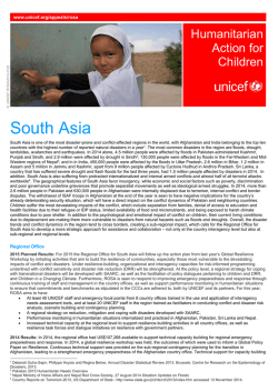 South Asia - ReliefWeb