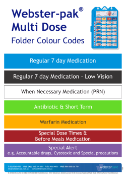 Webster-pak Multi Dose A4 colour codes.cdr