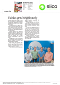 Fairfax gets Neighbourly