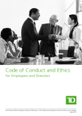 Code of Conduct and Ethics (pdf)