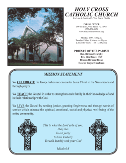 holy cross catholic church - John Patrick Publishing Company