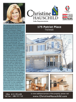 175 Patriot Place - Christine Hauschild