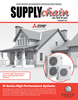 M-Series High Performance Systems