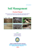 Soil Management - Indira Gandhi Agricultural University