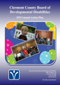 2015 Annual Action Plan - Clermont County Board of DD