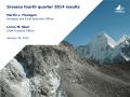 Presentation (PDF 1.02 MB) - Investor Relations