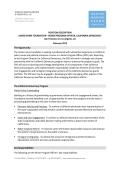 position description james irvine foundation