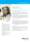 Educational Services Overview
