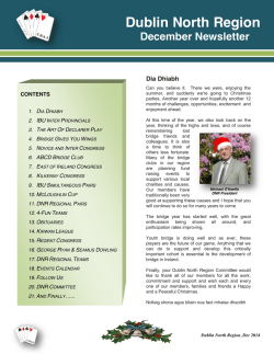 Dublin North Region (DNR)