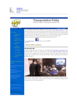 January 30, 2015 - Mobile Metropolitan Planning Organization