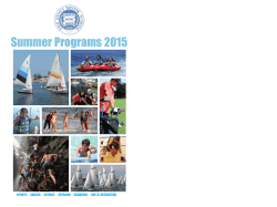 2015 Brochure - The Stony Brook School