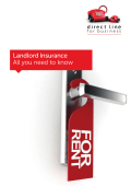 Landlord Insurance All you need to know